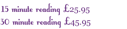 yorkshire psychic prices