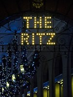 psychic readings at the ritz